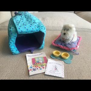 Coconut!  American Girl Dog, House & Accessories